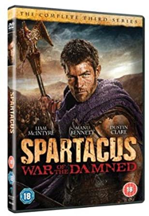 Spartacus war of the damned gif on gifer by chillshaper.
