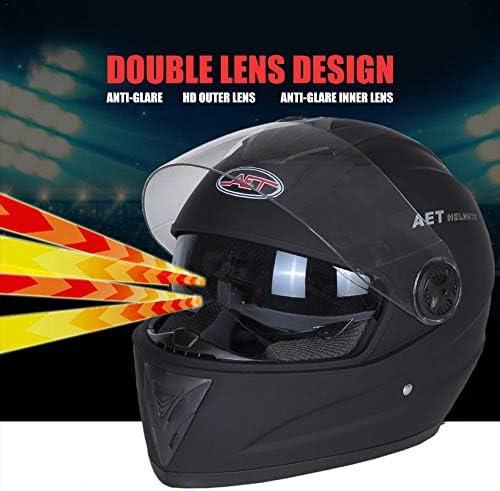 Lot de 4 casques de motocross SK-LBB Casque de motocross Pour homme et femme