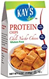 quest bbq protein chips - Kay's Naturals Protein Chips, Chili Nacho Cheese, Gluten-Free, 5 Ounce (Pack of 6)