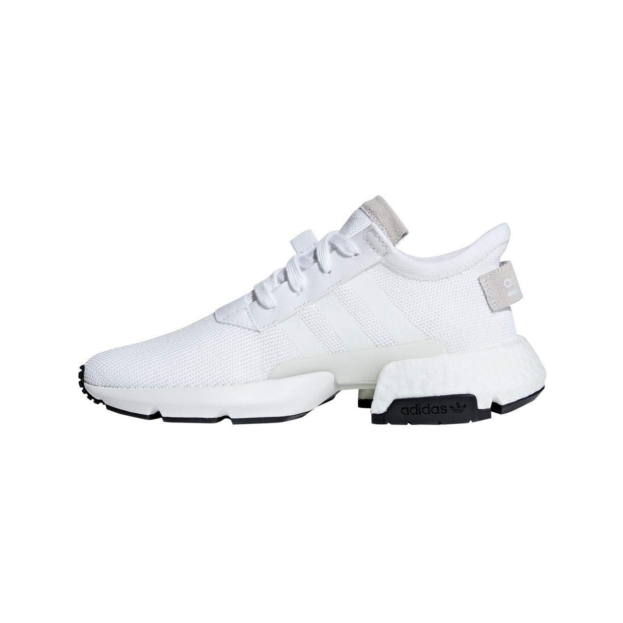 Blanc (Ftwr blanc Ftwr blanc Core noir) adidas Pod-s3.1 W, Chaussures de Gymnastique Femme 38 EU