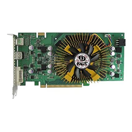 Palit nVidia GeForce 9600GT 512MB PCI Express tarjeta ...
