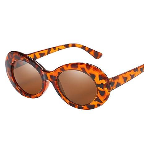 Chakil Gafas de Sol sin Marco de Cristal para Mujer Hombres ...