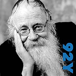 Rabbi Adin Steinsaltz on Rethinking Jewish Identity at the 92nd Street Y