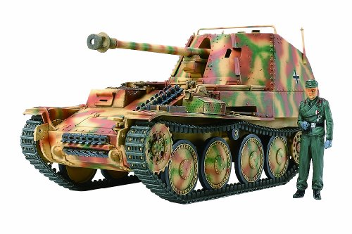 German Tank Destroyer Marder Iii M - 1:48 Military - Tamiya