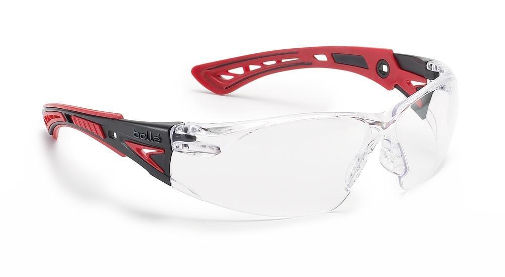Gafas deportivas ultra-sportif realizadas en plástico con tratamiento antivaho y resistencia al rayado.