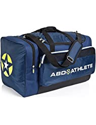 ABD ATHLETE Multipurpose Duffel Bag With 7 Sections For Overnight, Travel & Gym Best Sports Bag |Space Saver |...