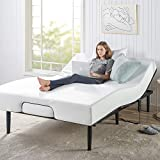 Zinus Jared 14 Inch Metal Adjustable Bed Frame Base / Mattress Foundation with Remote / Head and Foot Incline / Ergonomic Positioning for Better Health and Relaxation / Easy ToolFree Assembly, Twin XL