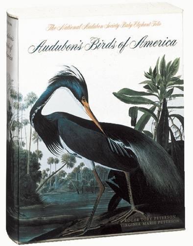 - Audubon's Birds of America: The Audubon Society Baby Elephant Folio