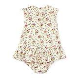 Ralph Lauren Baby Girls Floral Cotton Dress