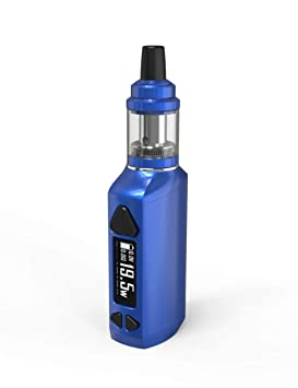 JOYGOT E Cigarette Vape Box Mod Kit 80W, with Top Airflow Control and  Adjustable Wattage and Big OLED Screen, Built-in 2200mah Battery and 2ml  Top