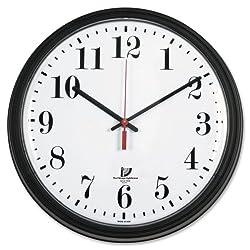 Chicago Lighthouse 13.75 Quartz Contract Clock - Analog - Quartz