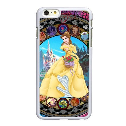 Beauty And The Beast N7K65N6NR coque iPhone 6 6S 4.7 Inch case coque white NN3WW1