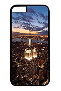 Brian114 City New York 12 Phone the Case For Ipod Touch 4 Cover Black