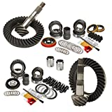 Nitro (GPTOY100-4.88-2) Front and Rear 4.88 Ratio Gear Package Kit for Toyota Land Cruiser 100 Series