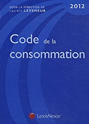 Code de la consommation 2012