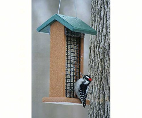 Recycled Poly 3 in 1 Feeder - SET OF 2 by Songbird Essentials