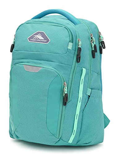 High Sierra Autry Laptop Backpack, Water Resistant, College Highschool  Backpack, Outdoor pack 180f413cc9