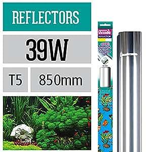 Arcadia - Reflector para T5 Tubos fluorescentes - 39W (850mm)
