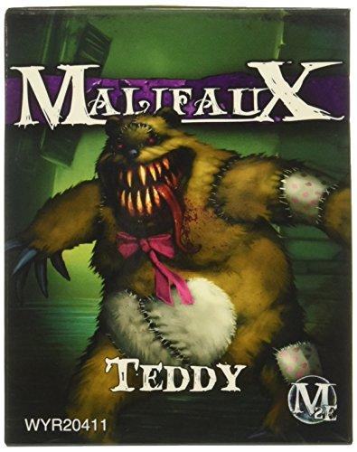 Wyrd Miniatures Malifaux Neverborn Teddy Model Kit