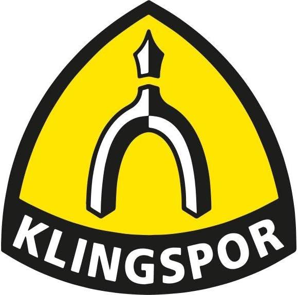Fiberscheibe CS 561 Klingspor 10980 Schleif 25 Stk Korn: 36 115 x 22 mm Sternloch 115X22 mm 36-25 St/ück