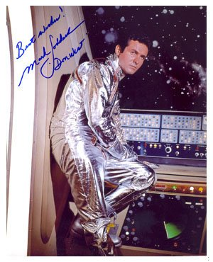 Mark Goddard Lost in Space 8x10 Autographed Photo