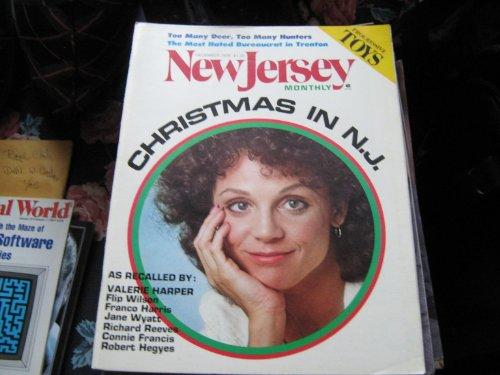New Jersey Monthly Magazine , December 1978 , Valerie Harper ()