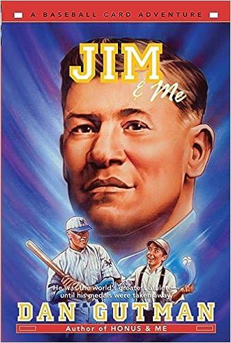 Jim Me Baseball Card Adventures Dan Gutman 9780060594961