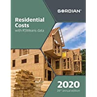 Residential Costs With RSMeans Data 2020