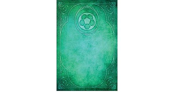Monogram Soccer Journal: Blank Diary Journal Log Notebook (Monogram Elegance 365 Lined)
