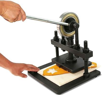 Machine de découpage en cuir de poinçon en cuir de couteau de laser de 20 *  14CM poinçonneuse manuelle Outil de moulage en cuir de moule de découpage:  Amazon.fr: Cuisine & Maison