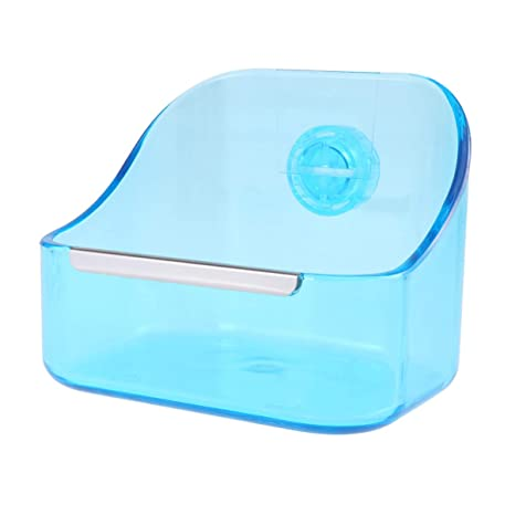 Balacoo - Jaula de plástico para Alimentar Alimentos y Agua, para ...