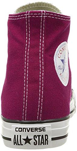 Converse Ctas Season Hi - Zapatillas altas para mujer Rosa (Rose Sapphire)