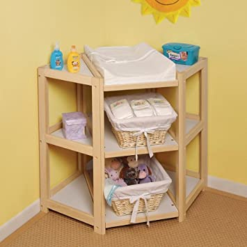 Amazon Com Baby Furniture Changing Table Dresser Nursery Corner