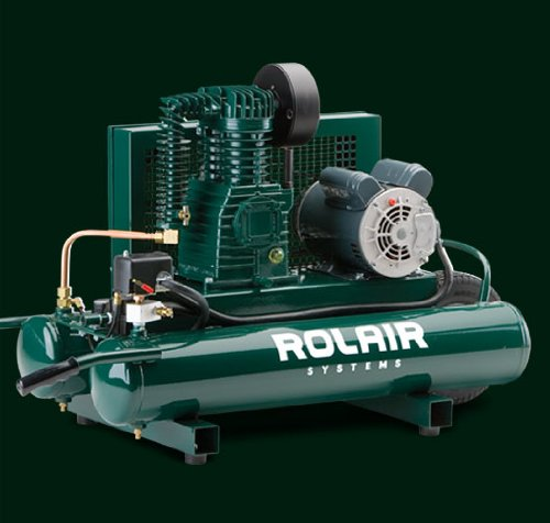 Rolair 5715K17 1.5 HP (115V), 7.3 C, used for sale  Delivered anywhere in USA