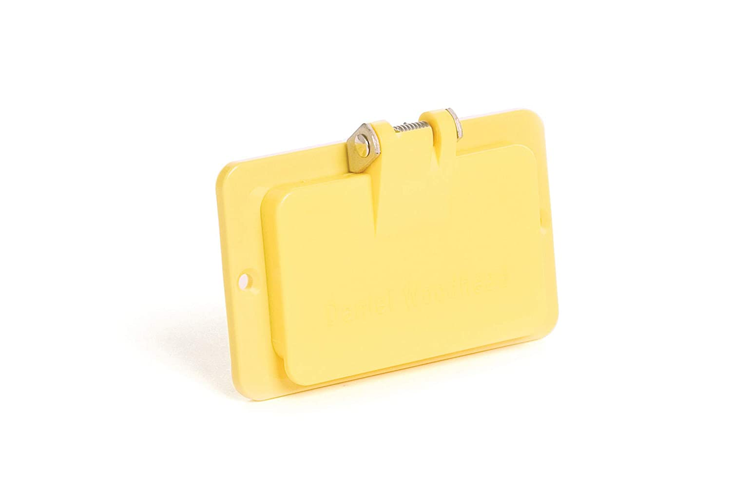 Woodhead 3060 Super-Safeway Outlet Box Coverplate GFCI Opening