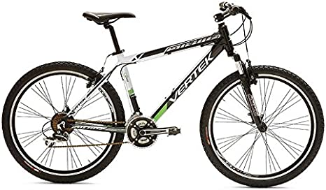 VERTEK bicicleta STRATOS hombre 21 Velocidad negro (MTB)/Bicycle ...