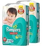 【ケース販売】 パンパース オムツ パンツ さらさらパンツ M(6~10kg) 116枚 (58枚×2パック)