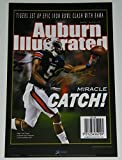 Ricardo Louis Signed Autographed Auto Auburn Tigers Football Print - Proof