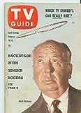 1959 TV Guide Feb 14 Alfred Hitchcock - Kansas City