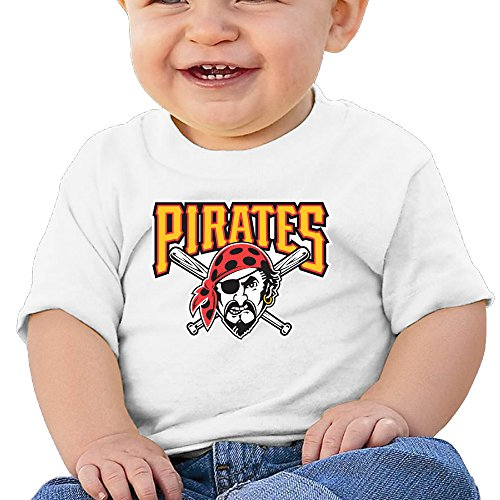 Price comparison product image Boss-Seller Pittsburgh Team Short-Sleeve Tee For 6-24 Months Infant Size 18 Months White