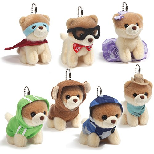 Gund 4059993 Boo Blind Box Series 1 Plush, Pack of 1, 2.75 inch