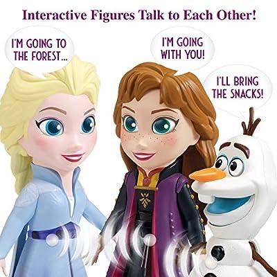 Disney Frozen 2 Olaf Interactive Figure: Toys & Games
