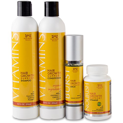 Buy vitamin shampoo for hair loss