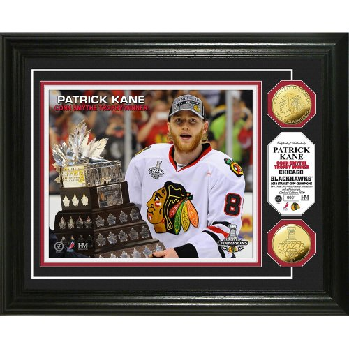 Chicago Blackhawks 2013 Conn Smythe Trophy Gold Coin Photo ()