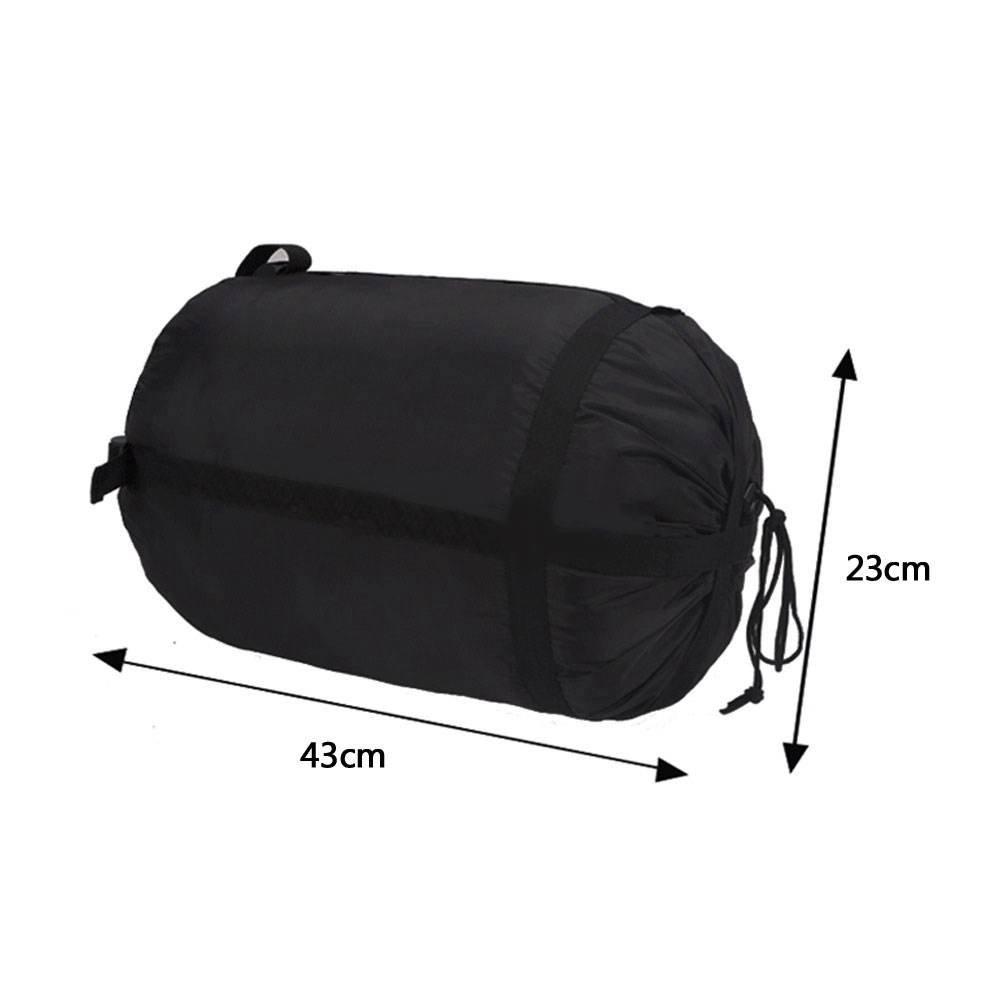 CUHAWUDBA Bolsa Sacos de Compresion de Nylon Saco Bolsa de Compresion de Almacenamiento de Cosas Bolsa de Dormir