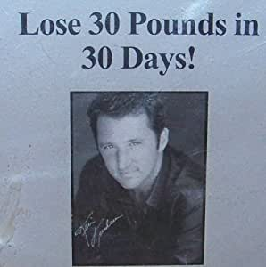 how to lose 30 pounds in 60 days
