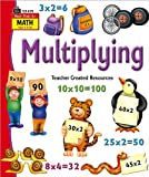 Multiplying, Teacher Created Resources Staff, 1420681788