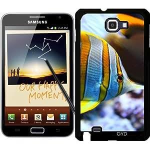 Funda para Samsung Galaxy Note GT-N7000 (I9220) - Pescado by WonderfulDreamPicture