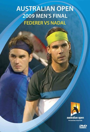 Australian Open 2009 Mens Final - Federer Vs. Nadal by Kulter