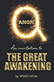 Books : QAnon: An Invitation to The Great Awakening